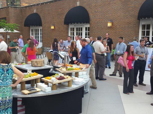 VLA Enjoys Legislative Reception