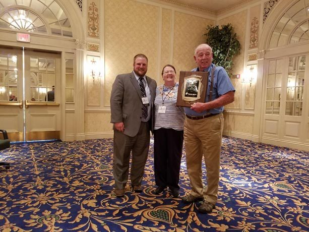 Forestry Mutual Insurance Company's Logger of the Year Award