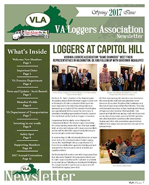 VLA Spring 2017 Newsletter