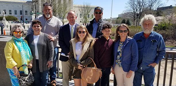 VLA Members Visit Virginia's Congresssional Delegation